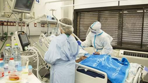 В Украине за минувшие сутки выявили почти 8 тысяч новых больных коронавирусом: статистика