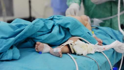 В Охматдете 11-летнему мальчику впервые провели посмертную трансплантацию почки