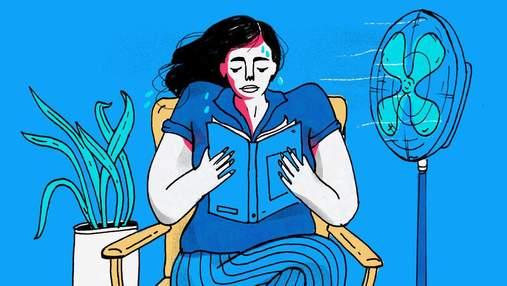 Як полегшити симптоми менопаузи