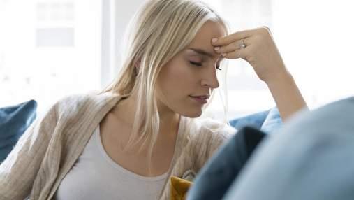 Головний біль напруги: що це таке і як лікувати