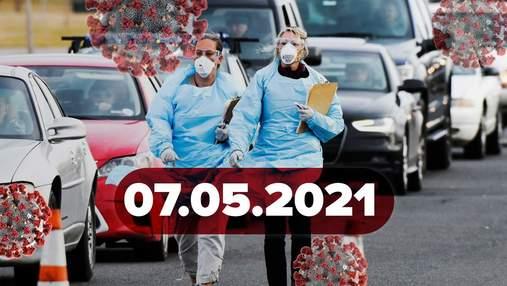Новости о коронавирусе 7 апреля: выход из третьей волны, вакцинация без декларации