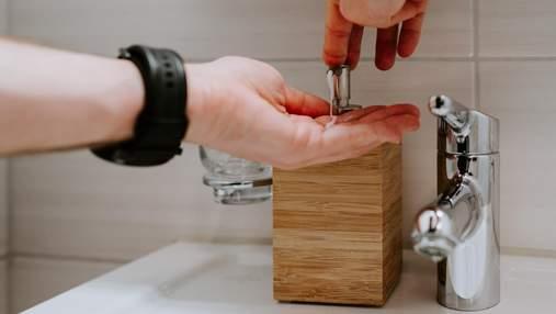 Две трети людей столкнулись с дерматитом из-за COVID-19