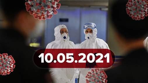 Новини про коронавірус 10 травня: карантин в Україні продовжать до серпня,  ЄC vs AstraZeneca