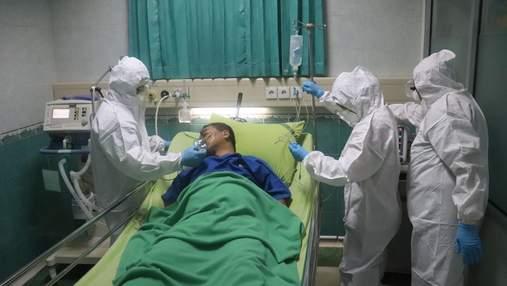 """Перехворілі на COVID-19 почали масово хворіти """"чорним грибком"""", – лікарка"""