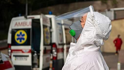 У Києві за добу зафіксували менше 100 випадків захворювання на COVID-19