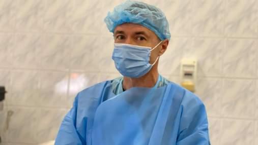 У Києві вперше пересадили нирку померлого пацієнта живій людині: фото, відео
