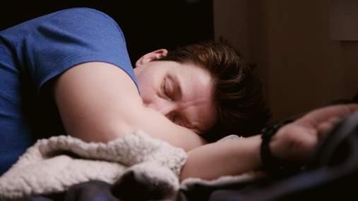Хропіння під час сну пов'язали з важким перебігом COVID-19