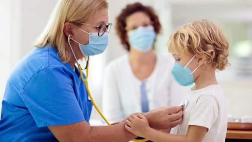 Які медичні огляди повинні пройти діти перед школою: роз'яснення НСЗУ