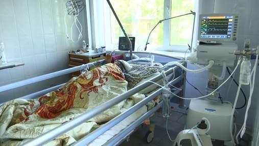 Уманська лікарня отримала від ЄС нове обладнання для хворих: фото, відео