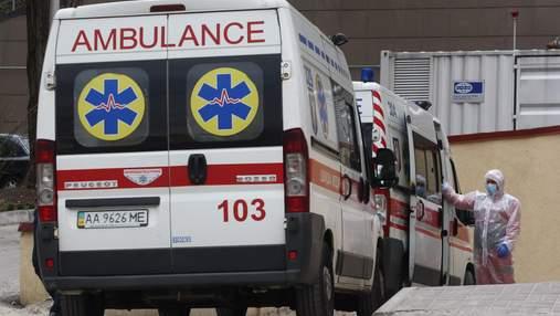 В Украине за сутки выявили почти 7 тысяч новых больных коронавирусом