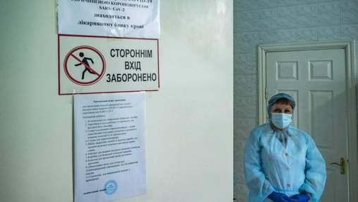 В Украине летальность от COVID в 2020 году втрое выше, – НАН