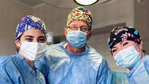 Во Львове женщине удалили 13-килограммовую опухоль
