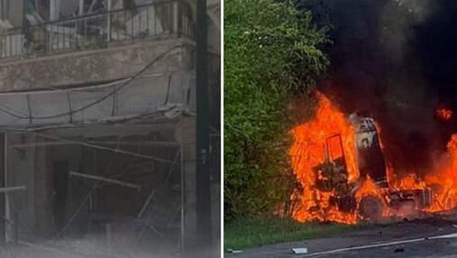 Головні новини 15 травня: обмін обстрілами між Ізраїлем і Сектором Гази, ДТП на Хмельниччині