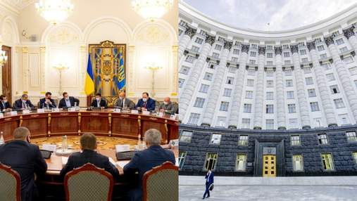 Главные новости 14 мая: санкции СНБО, кадровые изменения в правительстве и подозрение Семенченко