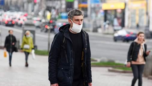 В Україні за добу виявили 3 620 нових хворих на коронавірус
