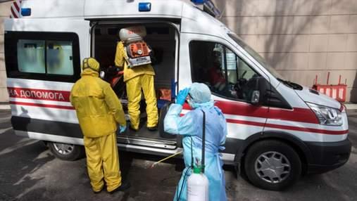 В Киеве за сутки обнаружили лишь 102 новых больных COVID-19
