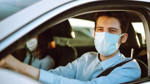 Як не підхопити коронавірус в таксі