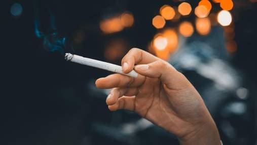 Шкода від куріння може передаватися дітям й онукам