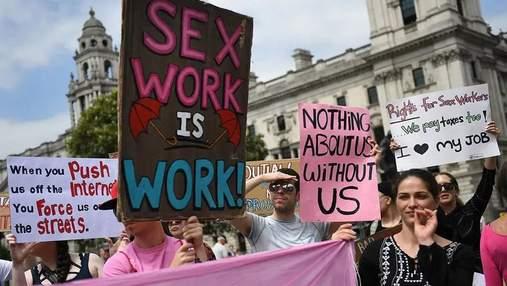 Криминализация секс-труда только усугубляет проблему, а не искореняет ее, – Покальчук