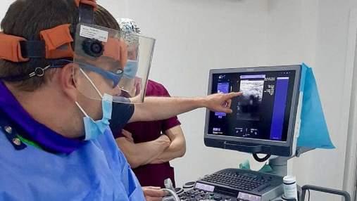В Україні вперше провели операцію за допомогою методики віртуальної реальності