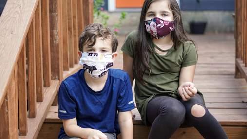 Наскільки коронавірус небезпечніший за грип для дітей