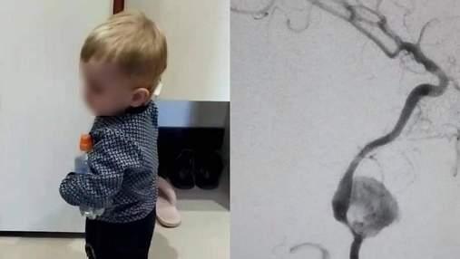 Кровь лила фонтаном: во Львове врачи спасли 1,5-летнего мальчика, пережившего клиническую смерть