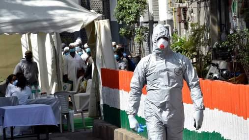 ВООЗ б'є на сполох через поширення індійського штаму коронавірусу