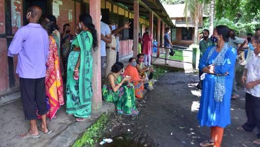 """Зелена цвіль: в Індії з'явився """"новий"""" тип постковідного грибка"""