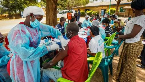 У Гвінеї закінчився другий спалах Еболи