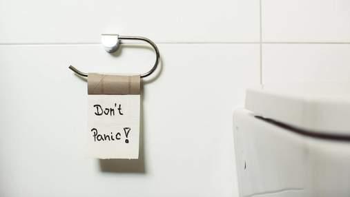 Культура туалету в різних країнах, або Навіщо нам вологий туалетний папір