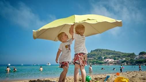Как пережить жару с ребенком, чтобы уберечь его от перегрева