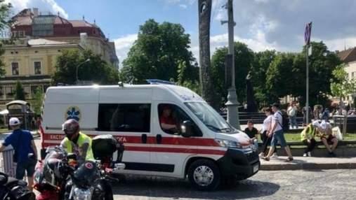 Зупинилось серце: у Львові під час півмарафону рятували ще одного бігуна