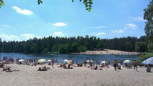 Обнаружили кишечную палочку: в Червонограде запретили купаться в водоемах