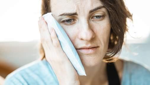 Зубний біль: що робити, якщо нема змоги потрапити до стоматолога
