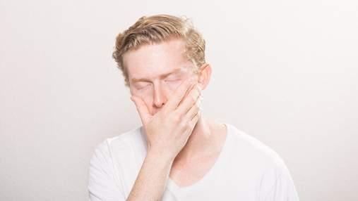 Люди вміють визначати інфікованих людей до появи симптомів за обличчям: як це відбувається