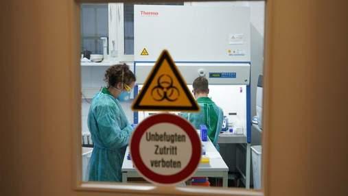 ВОЗ требует контроля над лабораториями в Китае