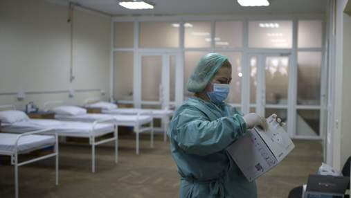 Лікарні Львівщини готуються до третьої хвилі коронавірусу