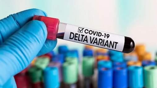 Вирусная нагрузка на организм при Дельте в 1260 раз выше исходного вируса