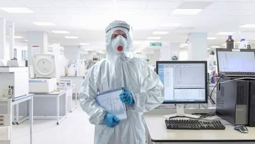У Великій Британії зафіксували новий штам коронавірусу