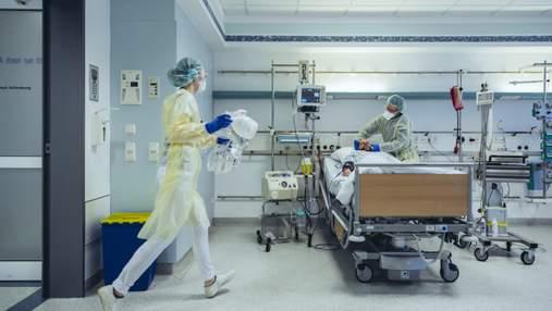 Ученые назвали дату, когда в Украине начнет расти количество больных коронавирусом