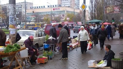 Чому не можна купувати продукти на стихійних ринках: пояснення експертки