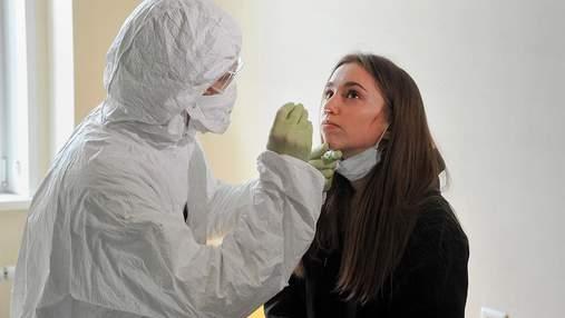 COVID-19 в Україні: майже тисяча інфікованих, 15 померли
