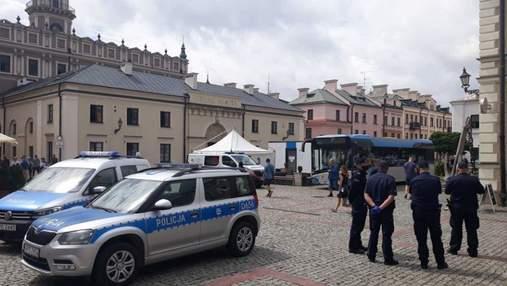 В Польше подожгли пункт вакцинации и эпидемиологическую станцию: фото