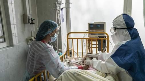 За летние месяцы от коронавируса в Украине умирали только невакцинированные люди