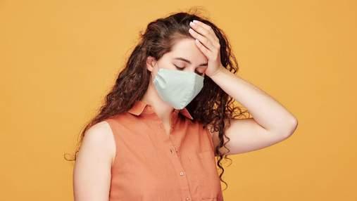 Визначили період, коли після інфікування коронавірусом зростає ризик інсульту