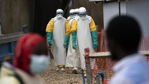 Випадок зараження Еболою зафіксували у Кот-д'Івуар: таке трапилось вперше за 27 років