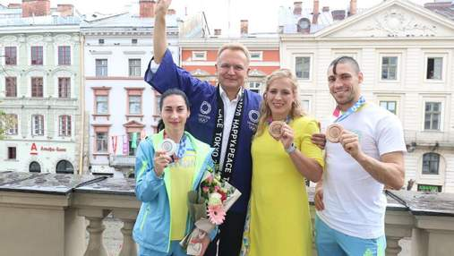 Львовские призеры Олимпиады-2020 получили квартиры в подарок: впечатления спортсменов