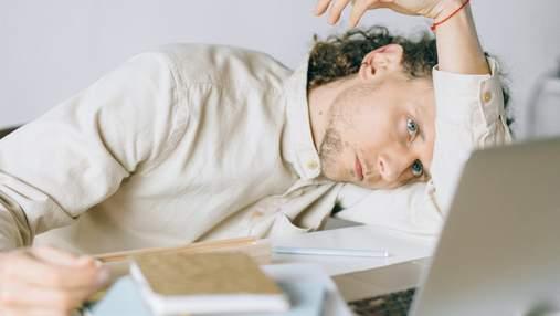 Не лише кава: 7 способів почуватись менш втомленим, якщо погано виспався