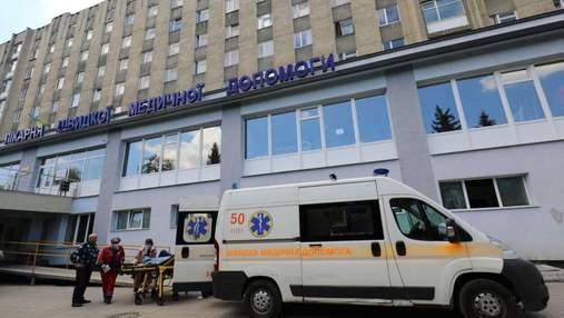 Первый в Украине: во львовской больнице скорой помощи откроют центр трансплантологии