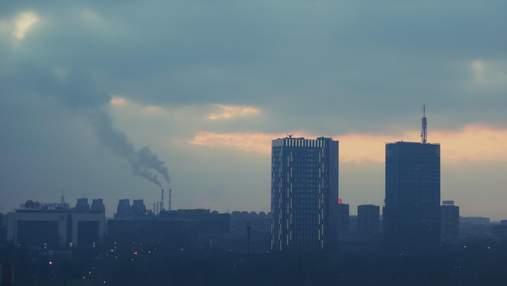 Даже не очень грязный воздух вредит здоровью
